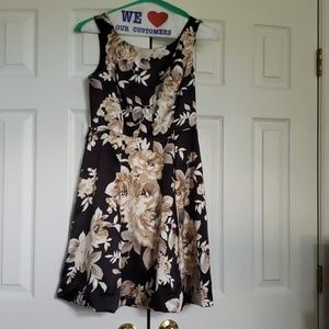 White House Black Market Dress with pockets